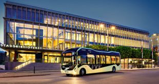 ElectriCity readying for the next phase; expanding traffic with electric vehicles in Gothenburg REVISTA AUTO MOTORES INFORMA