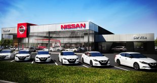 Nissan introduces new retail concept at dealerships worldwide